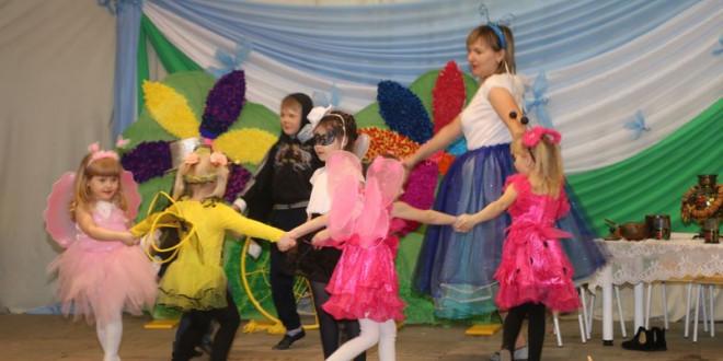 Первый этап II районного фестиваля-конкурса детского творчества «Колибри», Поспелихинский ЦДТ15 марта 2017г.