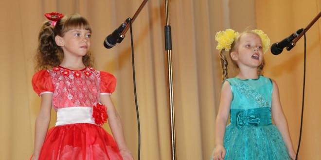 Фоторепортаж. Районный вокальный конкурс «Веселые нотки» 8 апреля 2017 года