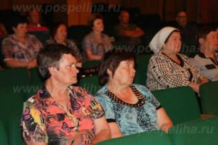 В поселке им. Мамонтова состоялась встреча главы Администрации района с населением