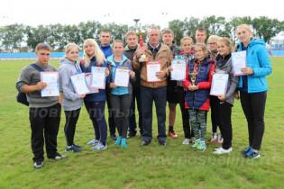 Абсолютными победителями в общекомандном зачете 38 летней районной олимпиады стала команда из Клепечихи