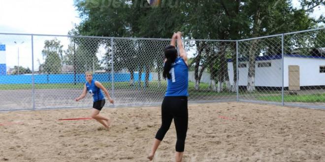 Фоторепортаж. Краевой турнир по пляжному волейболу