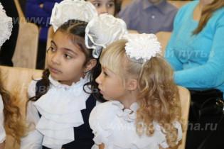На протяжении двух дней, 21 и 22 ноября, в Поспелихинском ЦДТ проводился III районный фестиваль-конкурс детского творчества «Колибри»