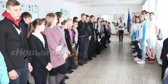 Фотоальбом «Снежный десант» в Поспелихе. День третий»
