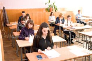 В поспелихинской школе №2 прошла «репетиция» экзамена