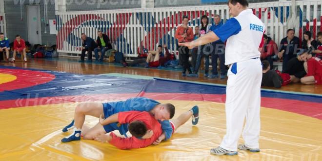 Фотоальбом «Зональные соревнования по самбо»