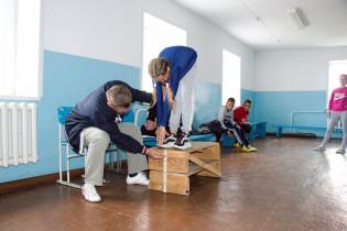 Поспелихинские школьники сдали нормы ГТО