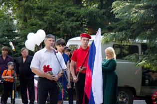 Невозможно забыть. В День памяти и скорби в Поспелихинском районе прошел митинг
