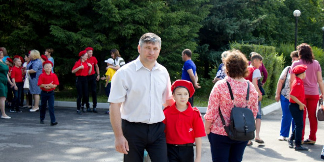 Фотоальбом «Свеча памяти» в Поспелихе. 2019 год