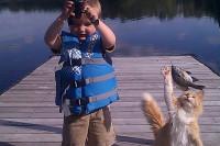 Редакция газеты «Новый путь» объявляет фотоконкурс для заядлых рыбаков