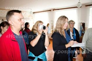 22 и 23 августа в Поспелихинском районе побывал журналистский десант