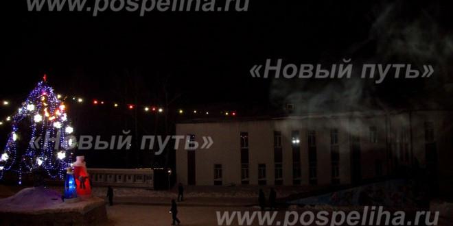 Зимние каникулы в Поспелихинском районе