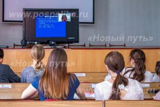 Поспелихинские выпускники готовят себя к поступлению в медвузы.