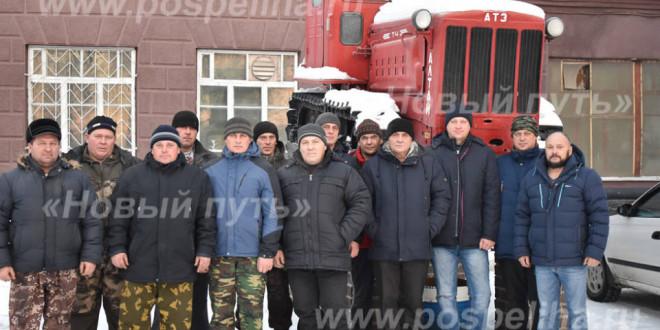 Фотоальбом: Передовики в АПК Поспелихинского района
