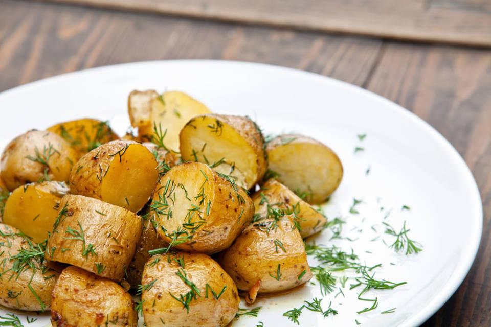 Картофель На Ужин Для Похудения. 5 блюд из картофеля для стройности и красоты