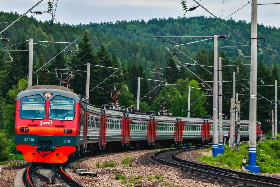 День железнодорожника 2018