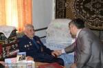 Евгений Никитович Фетисов, кавалер Ордена Красной Звезды